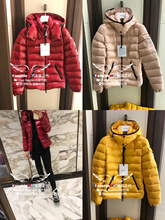France purchasing MONCLER classic ladies down jacket BADY classic