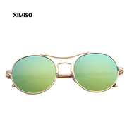 City of the United States and the United States and the United States and the New Retro XIMISO Liang Liang Liang Sunglasses