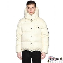 The British purchasing male New MONCLER alliance HUARAZ cotton jacket had a genuine direct mail