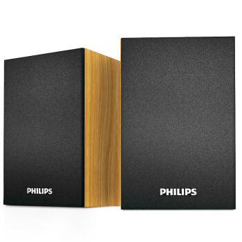Philips/ PHILPS SPA20, stylish notebook, desktop PC, mini home USB small speakers
