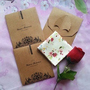 2 packages, full 4 send 1 handkerchief, cotton ladies, cotton Ladies Handkerchief, soft sweat special