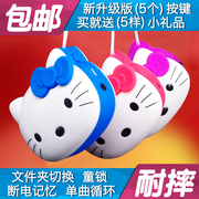 Cartoon MP3 children's music player outside the card insertion radio portable mini speaker mini speaker