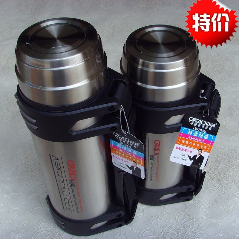Package mail, 11th Marina travel stainless steel mug high vacuum strap fashion field trips travel pot pot