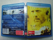 Blu-ray movie---TEARSOF THE SUN tears of the Sun (Word version)