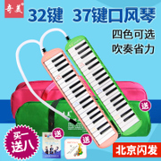 Qimei pianica 32 key 37 key children beginners teaching professional performance