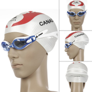 British shipping waterproof swimming goggles 2800af adult swim goggles frame glasses