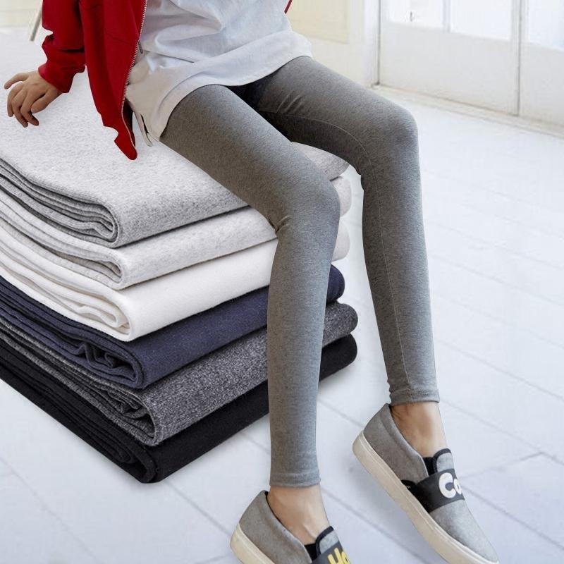 孕妇裤打底裤2-5 3-9个月春秋薄款托腹裤子秋季新款2017外穿长裤