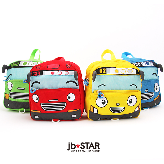 South Korea TAYO small bus car bags for children to prevent the loss of the package of children's backpack Backpack