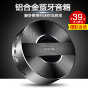 Ling A5 Bluetooth speaker portable mobile phone small audio card Mini Walkman MP3 music player
