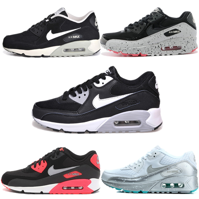 Korean version of the new trend for fall/winter couple shoe breathable casual shoes for men and women MAX90 high cushioned shoes