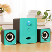 SADA D-201 notebook desktop computer active audio mini mini speaker family subwoofer