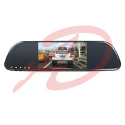 After 360 tachograph M301 dual lens mirror HD night vision panoramic reverse image three in one
