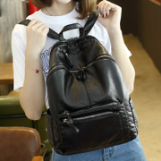 Oxford cloth backpack female Korean female bag backpack shoulders 2017 new female Korean female fashion bags book