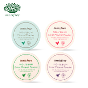 Innisfree mint oil innisfree/ 5g mineral powder honey powder foundation makeup makeup