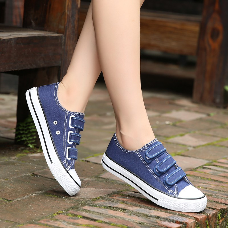 White magic canvas shoes, women shoes shoes casual shoes shoes a Korean student white shoes shoes