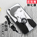 OPPOR9S mobile phone shell silicone OPPO R9SPlus protective sleeve R9SK / T drop soft lanyard couple men and women