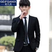 Spring and autumn season, the new men's casual suit men's Korean version of the small style of the western style suit jacket