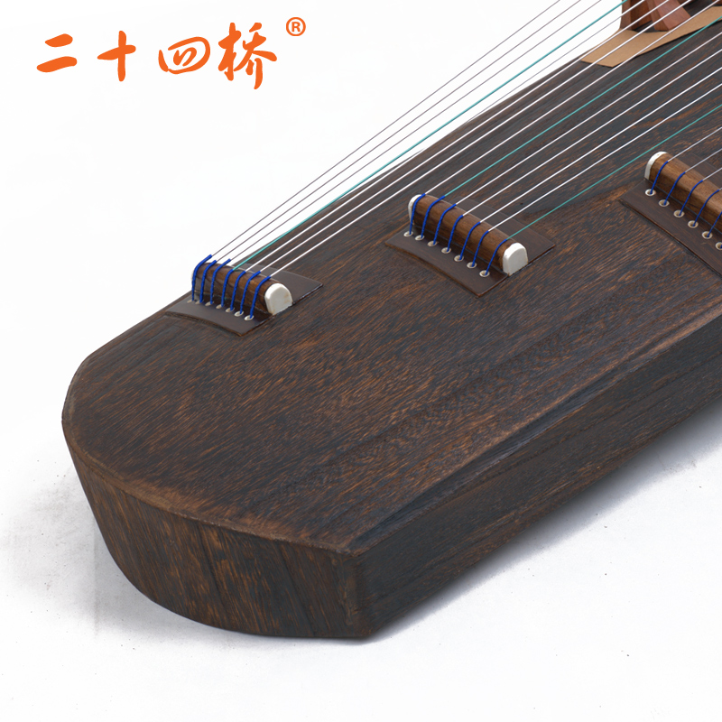 24 imitation Tang Dynasty pure Paulownia elegant children guzheng zither portable pure wood