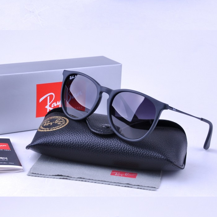 Ray-Ban sunglasses tortoise shell RB4171RB4187RayBan trend of the men and women driving mirror Polarized Sunglasses