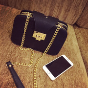 2016 new small Satchel Bag ladies bags handbag shoulder bag bag bag bag small mini mobile phone chain