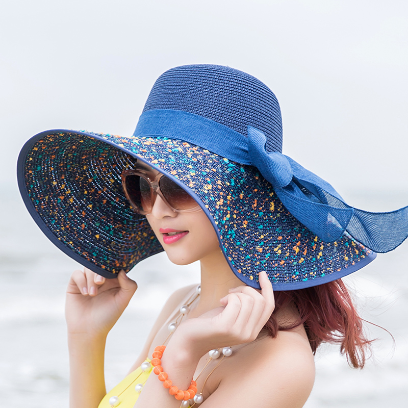 Seaside breathable star, middle-aged motorcycle, motorcycle sun hat, sports UV protection, female weaving, safe sun