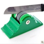 Grindstone with household natural stone double knife sharpener small diamond knife sharpening tools brush