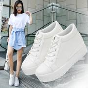 The new spring leisure shoes white shoes charnay women Korean students all-match 2017 white shoe spring tide
