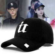 Korean fashion hat men summer tide baseball cap female leisure all-match sun hat spring and autumn youth peaked cap