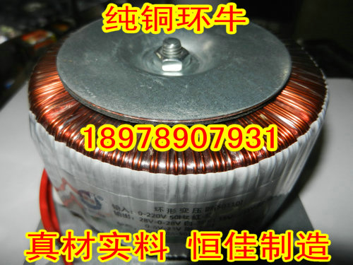 6 jins of pure copper ring bull ring transformer double 24 v double 15 v single 10 v peak under 500 w borne power amplifier is special