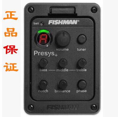 Genuine FISHMAN Fishman F-301 pickups with playing board function EQ store special offers clearance sale wholesale