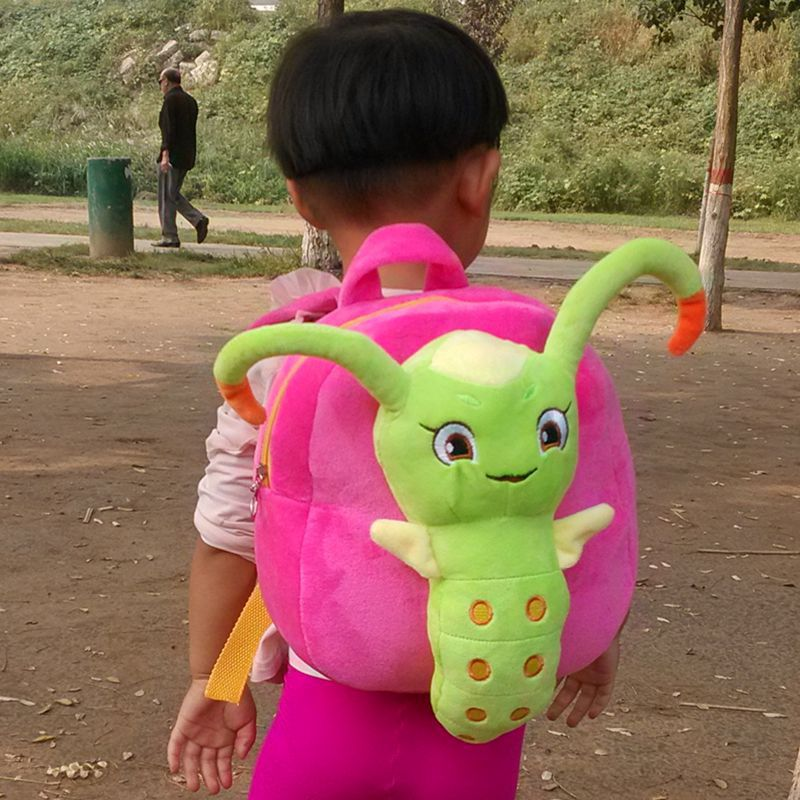 Autumn and winter, the new sugar baby bag of children in kindergarten and primary school bags 1-3 year old Backpack