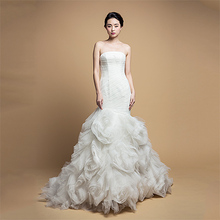 SOPHIE Eugen yarn wedding gown - Zeno wedding dress