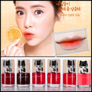 Nhe8673a bite lip lipstick liquid Rouge blush lasting stain water Korean lip gloss lip liquid