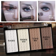 Blush color Concealer makeup to create V face high light shadow shadow shadow genuine eyebrow nose