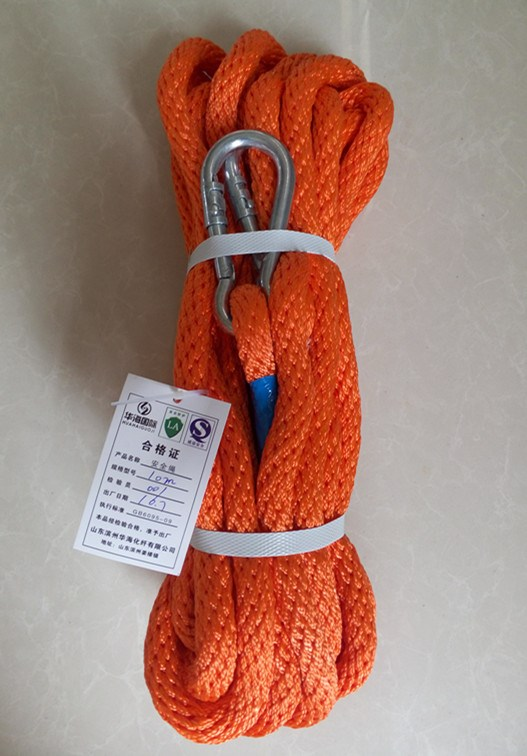 Safety rope double the work high above the national standard 10 meters 20 meters, 30 meters 50 meters, 100 meters of hair