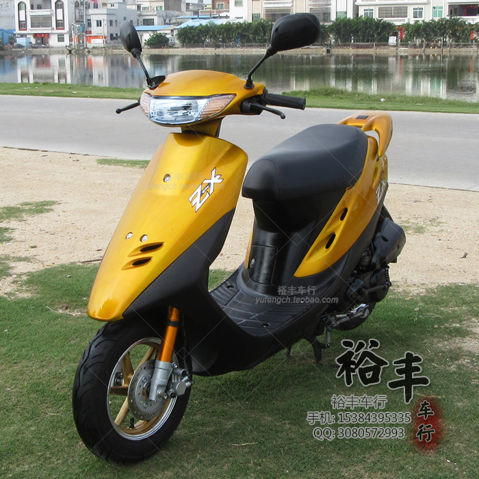 HONDA/ Honda high DIO28 imported two stroke scooter motorcycle riding dress