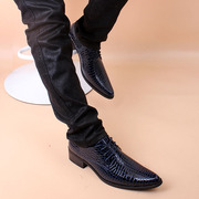 Men's shoes, shoes, footwear, footwear, shoe-making, Barber's Night shop, bright leather.