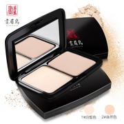 The thrush country wind makeup powder lasting moisturizing Concealer Foundation Powder bronzing powder 12zp-5b