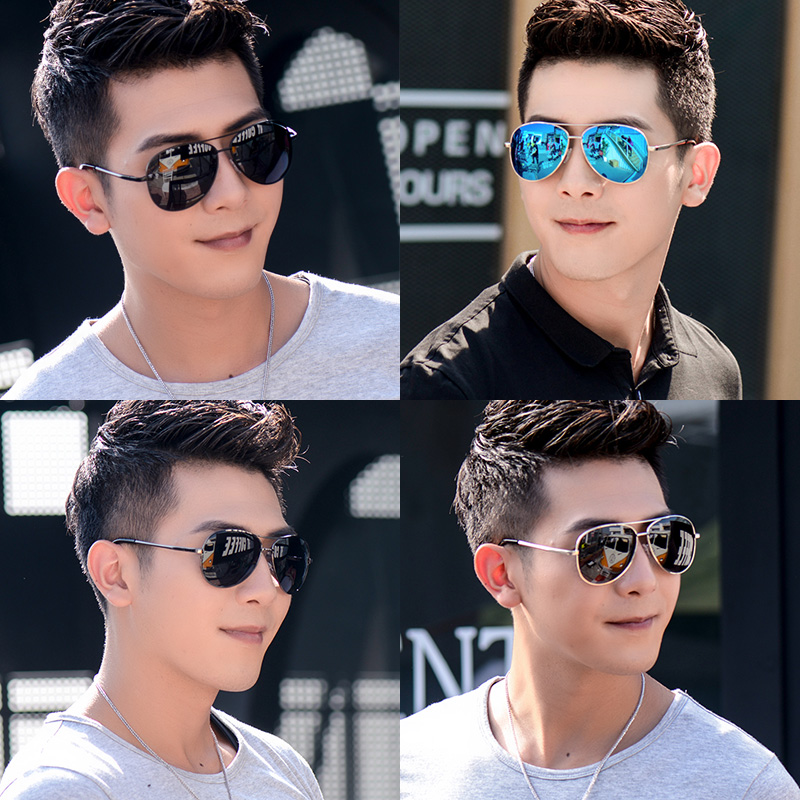 Special offer are exported to Europe and the United States gucci sunglasses men star sunglasses sunglasses lady polarizer