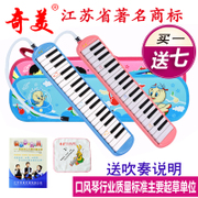 Chi Mei mouth organ 32 key 37 key children beginner students classroom teaching beginners to play a musical instrument tube