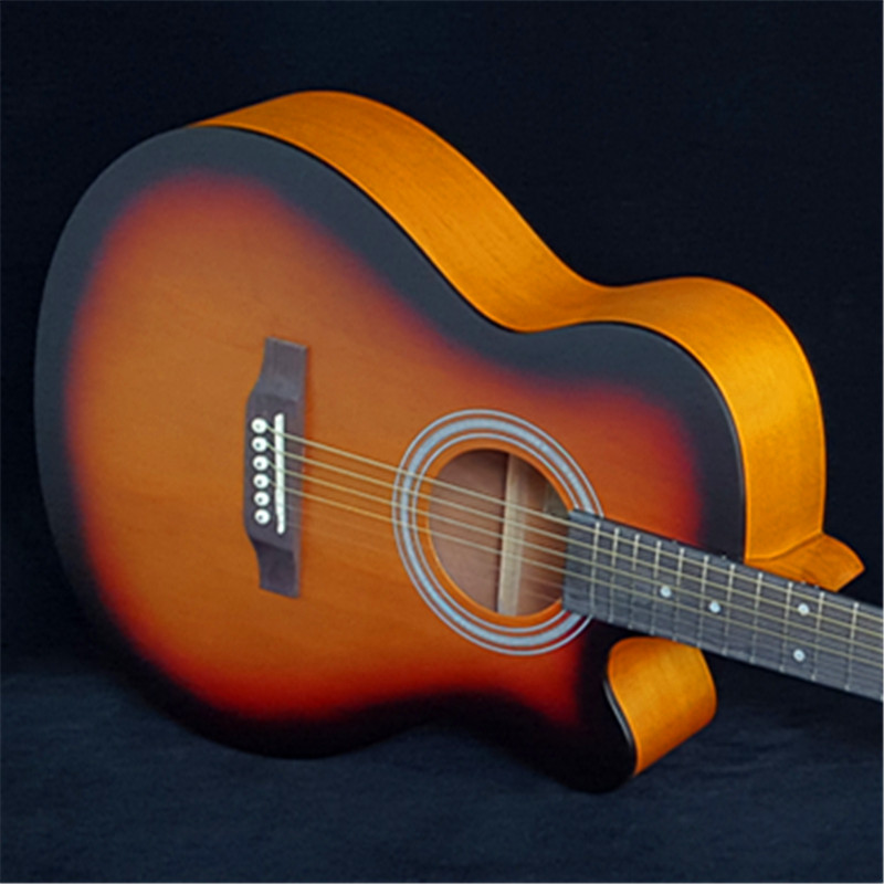 Guitar ballad acoustic guitar-4041 e-mail Hall of excellence new product gift packages discount beginners teaching JITA