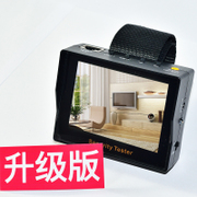 Project treasure video monitoring tester 3.5 inch monitor wrist wrist band 12V power output network