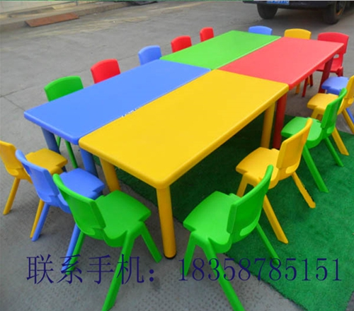 Baby plastic children chairs children's table for dinner table special chairs for kindergarten and wholesale