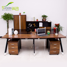 Nanchang office furniture four desk clerk chairs combined screen work contracted employee table card