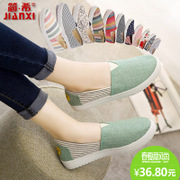 Jane Xi Han spring and summer old women's shoes in Beijing, a woman's shoes, shoes, shoes, shoes, thick sole