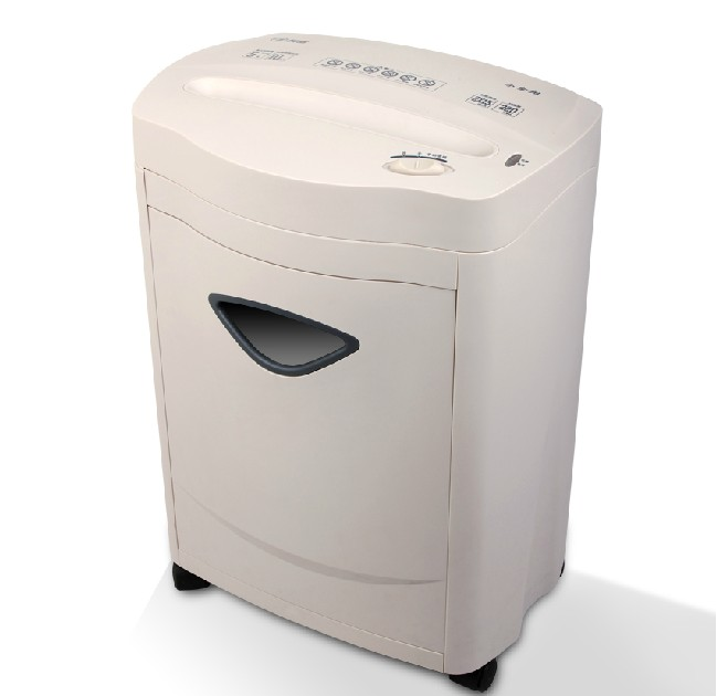 Comet electric shredder small diamond mill office home C638 upgraded version of broken staples credit card needle