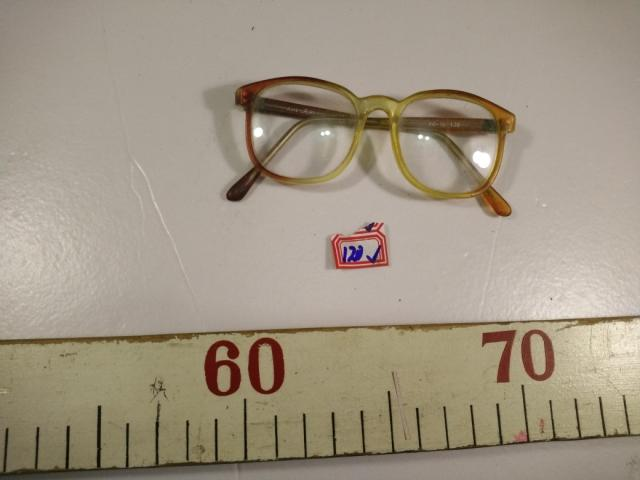 Old glasses, old antiques, old things, window shows, movies and TV props