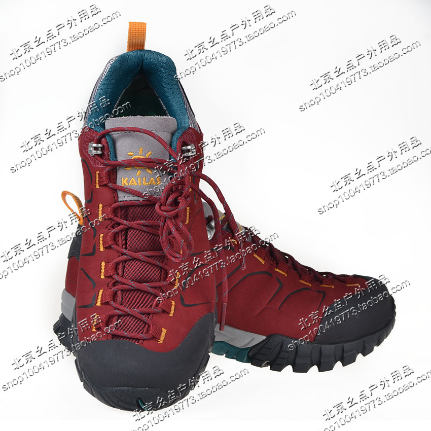 Genuine KAILAS Keller stone KS321776 outdoor female low breathable waterproof hiking shoes / Sports