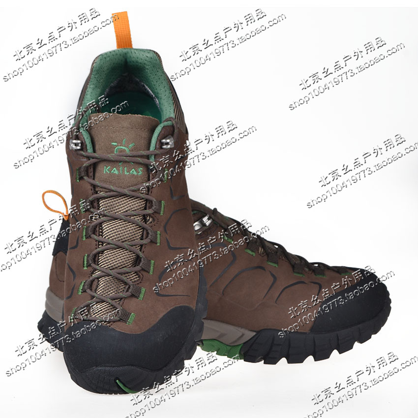 Genuine KAILAS Keller stone KS311776 outdoor Mens breathable waterproof hiking shoes / Sports