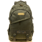 Men's backpack Backpack Bag Canvas men and women students bag travel leisure sports outdoor backpack fashion